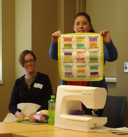 Boise Modern Quilt Guild March Sew Day