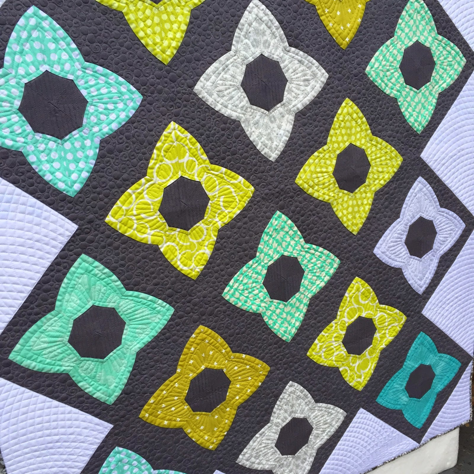 Chic Star Quilt Block