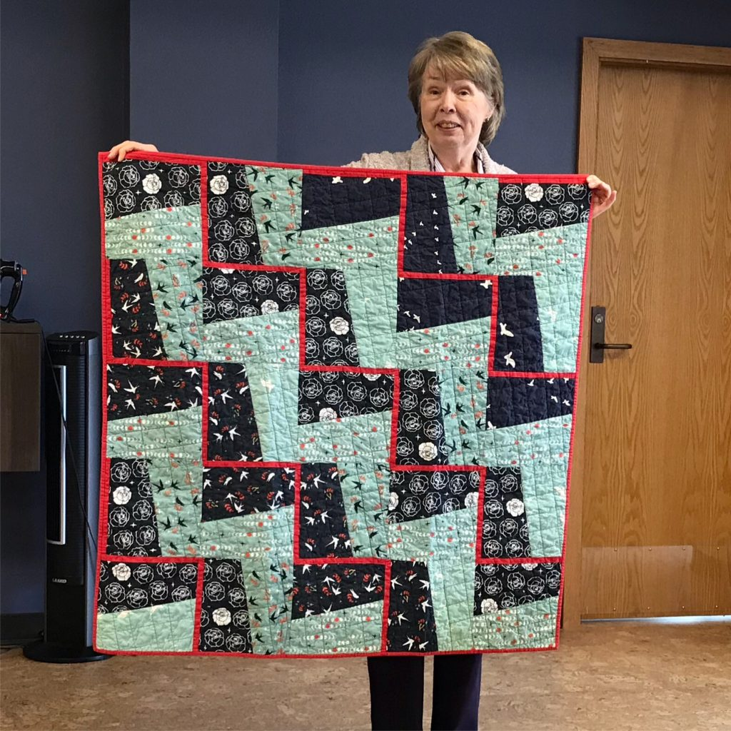 quilt by Fay