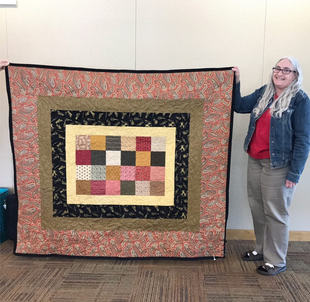 quilt by Kathy