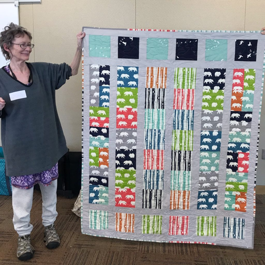 quilt by Susan